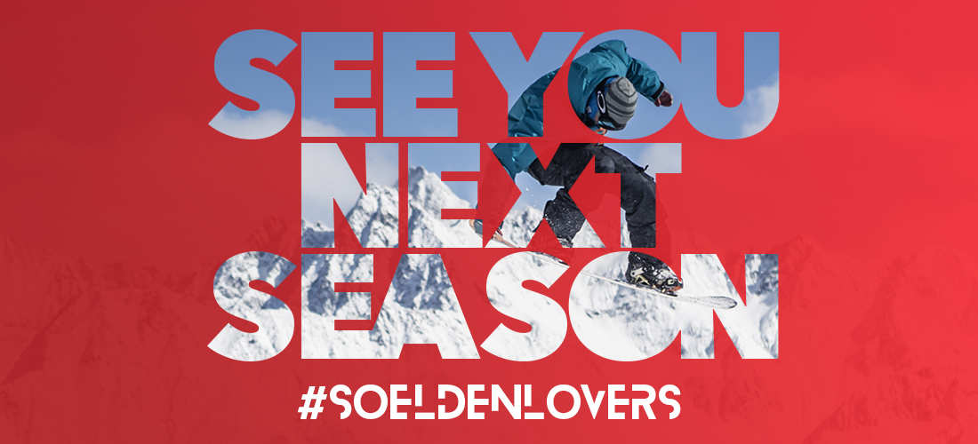 See you next season, #soeldenlovers!