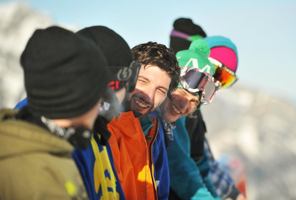 Riderpark Pizol - Der Winter kann kommen 2015/16