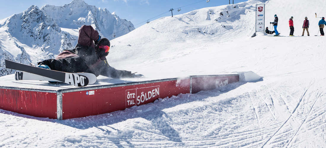 AREA 47 Snowpark Sölden – Home of Creativity and Snow