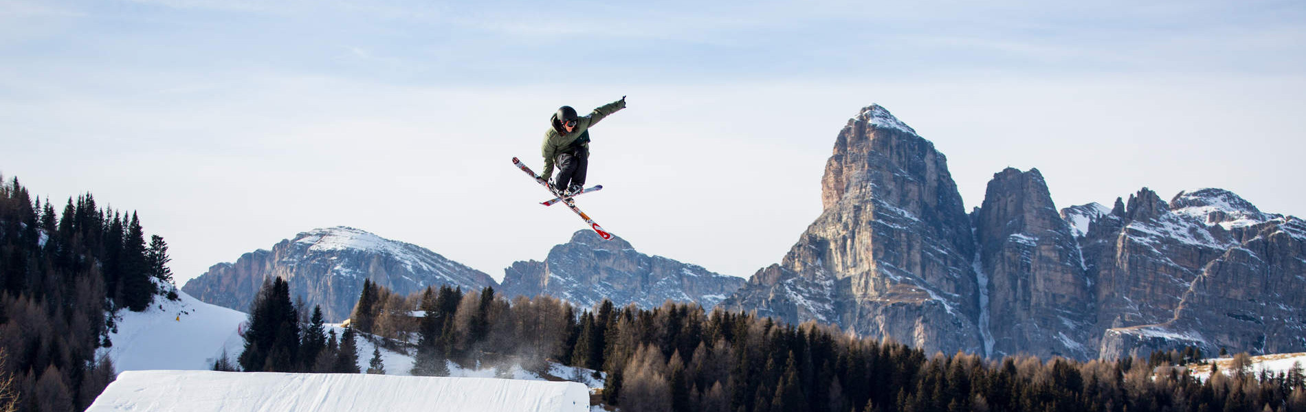 Snowpark Alta Badia – Let´s shred the Dolomites!