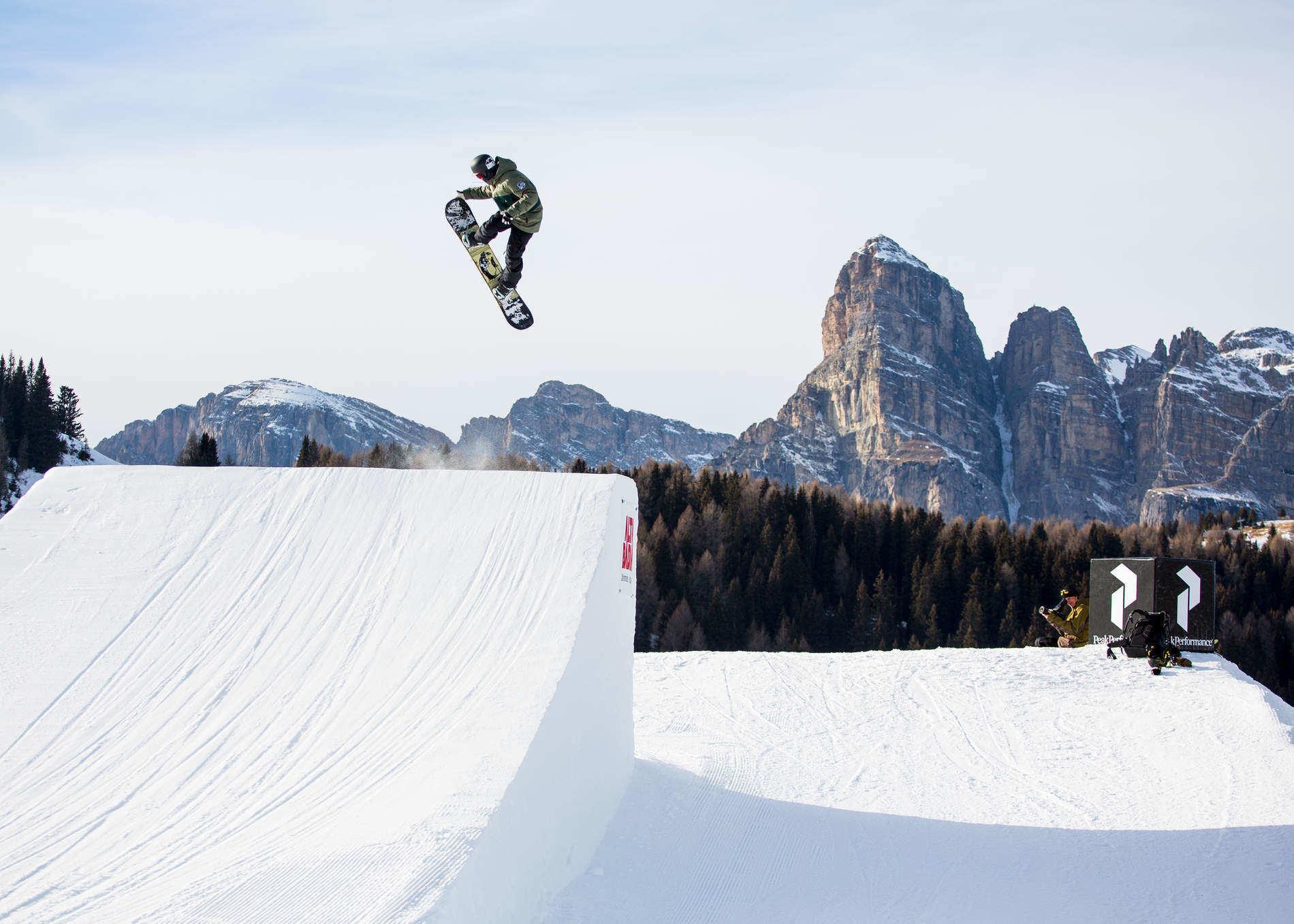 Snowpark Alta Badia – Snowboard Season Teaser 2017/18