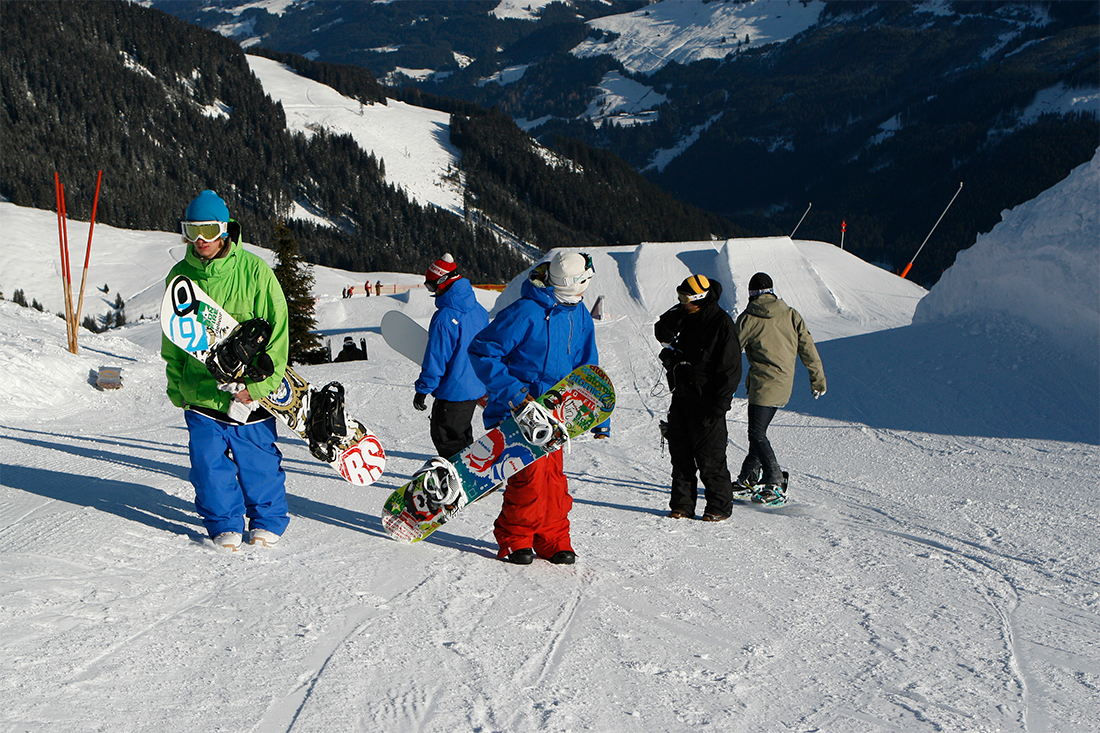 the crew qpark kitzbuehel sued by roland haschka qparks
