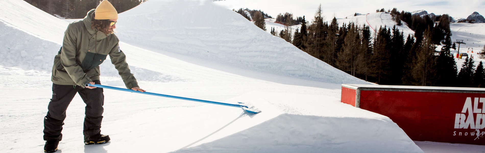 First Line ready – Your setup for the weekend at Alta Badia