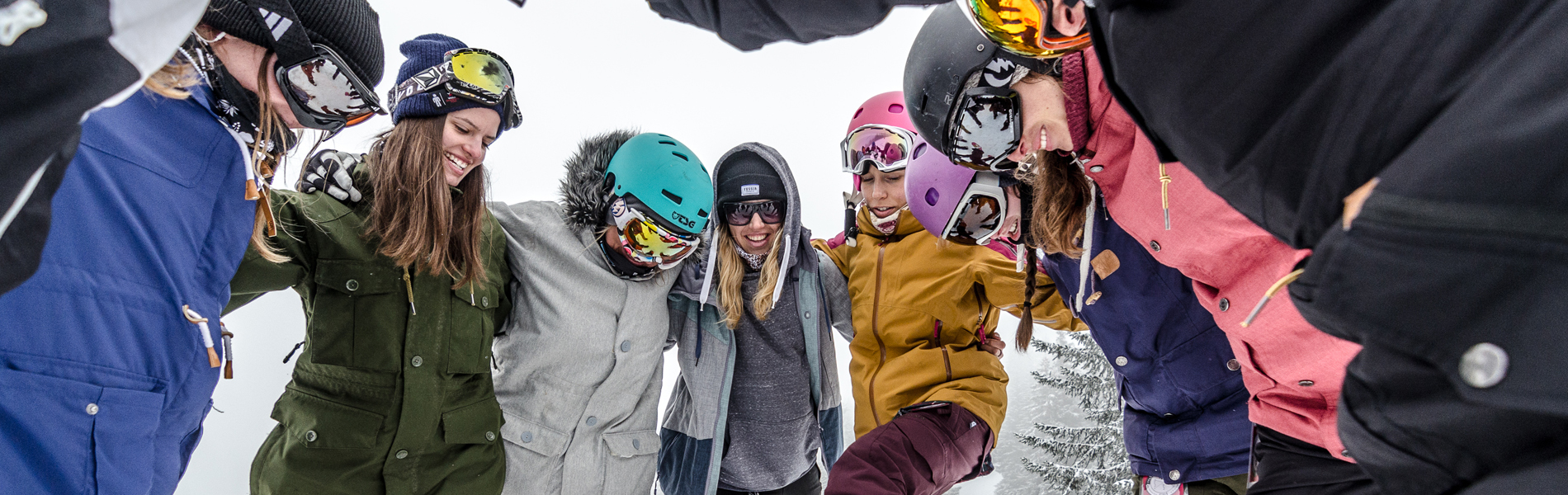 Girls Shred Session Alta Badia - 03.03.2018