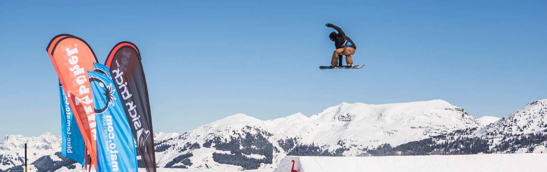 Ready for Shred-mas at Snowpark Kitzbühel?