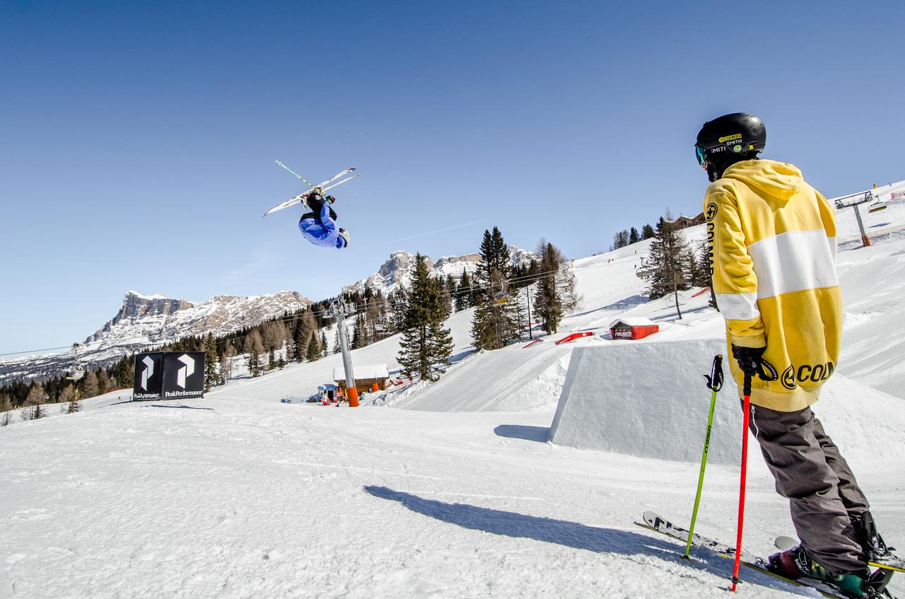 Snowpark Alta Badia - VIP-Procoaching - 2016