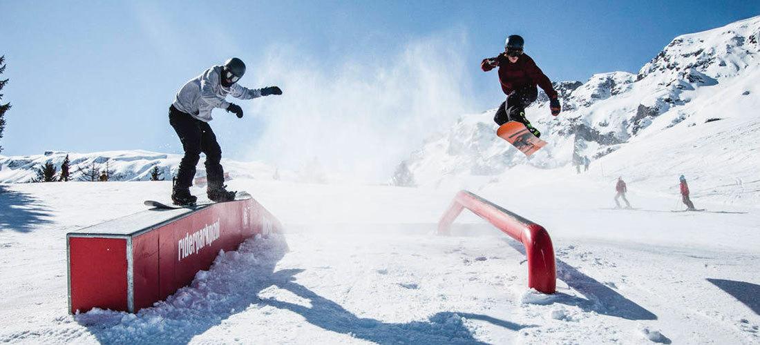 Winter is coming – und mit ihm einige Neuheiten im Riderpark Pizol!