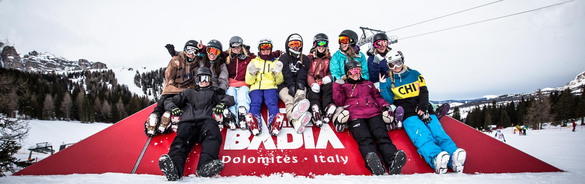 #RideTheDolomites - Gewinnspiel für Freestyle-Girls