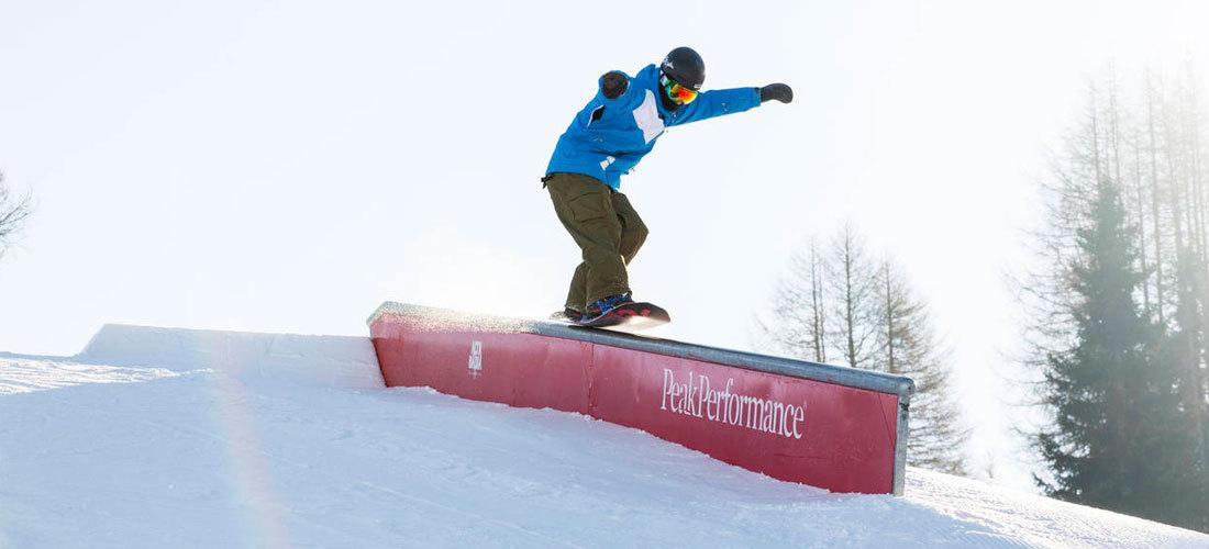 """Snowpark Alta Badia – """"Ein Park mit besonderem Flair"""""""