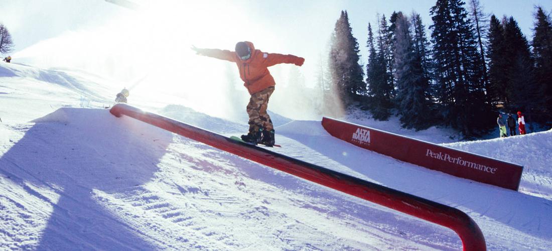 Winterliche Zukunftspläne für den Snowpark Alta Badia