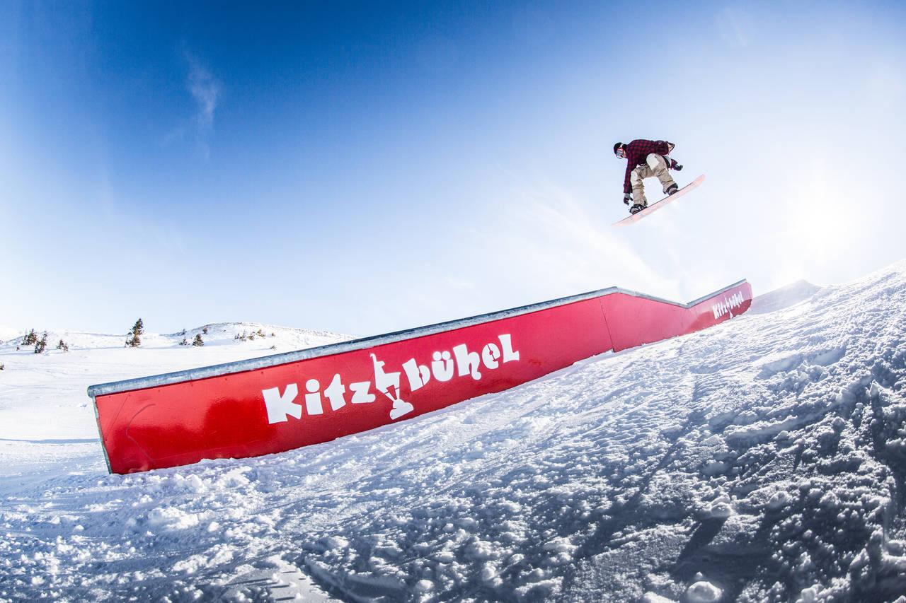 Snowpark Kitzbühel – Freestyle-Madness auf der Hanglalm