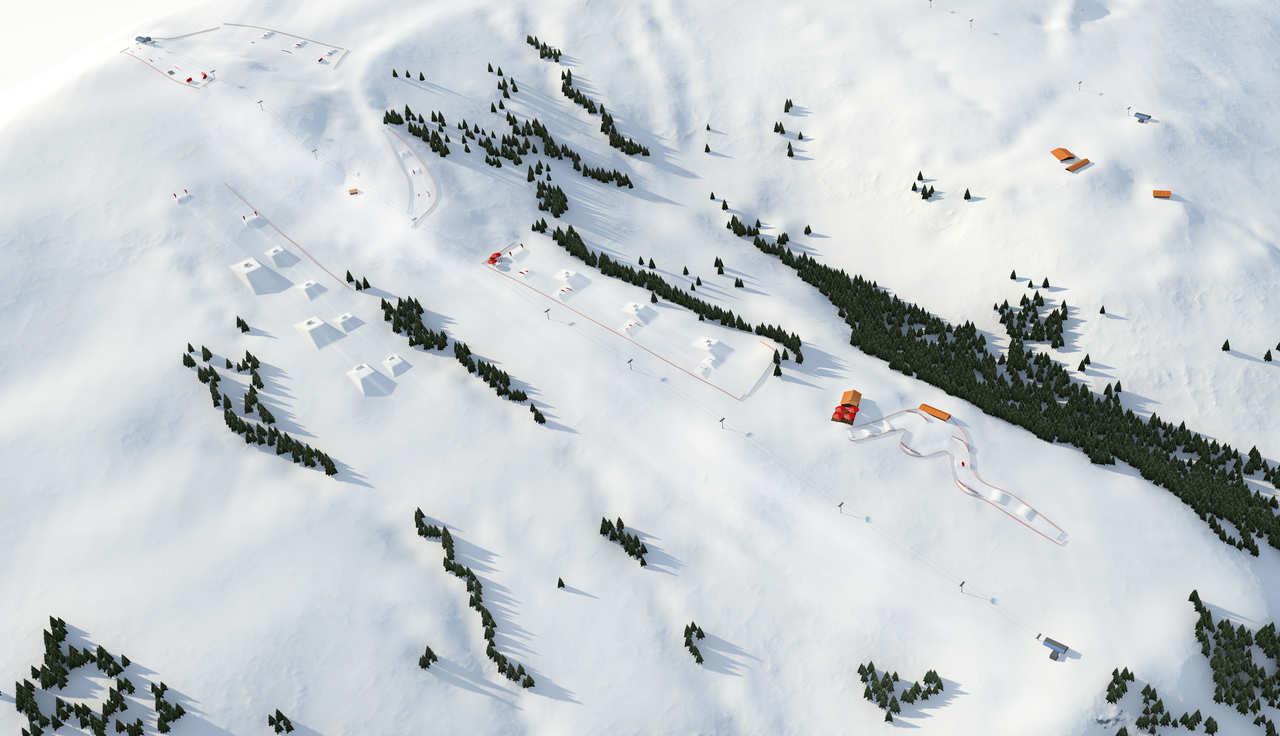 Snowpark Kitzbühel