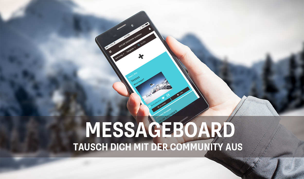 messageboard schilthorn