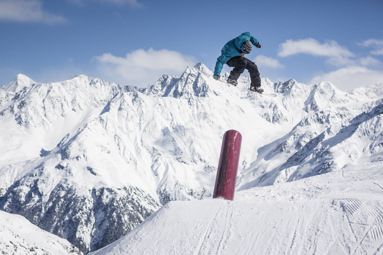 AREA 47 Snowpark Sölden: Follow Lines 2015/16 – Gallery