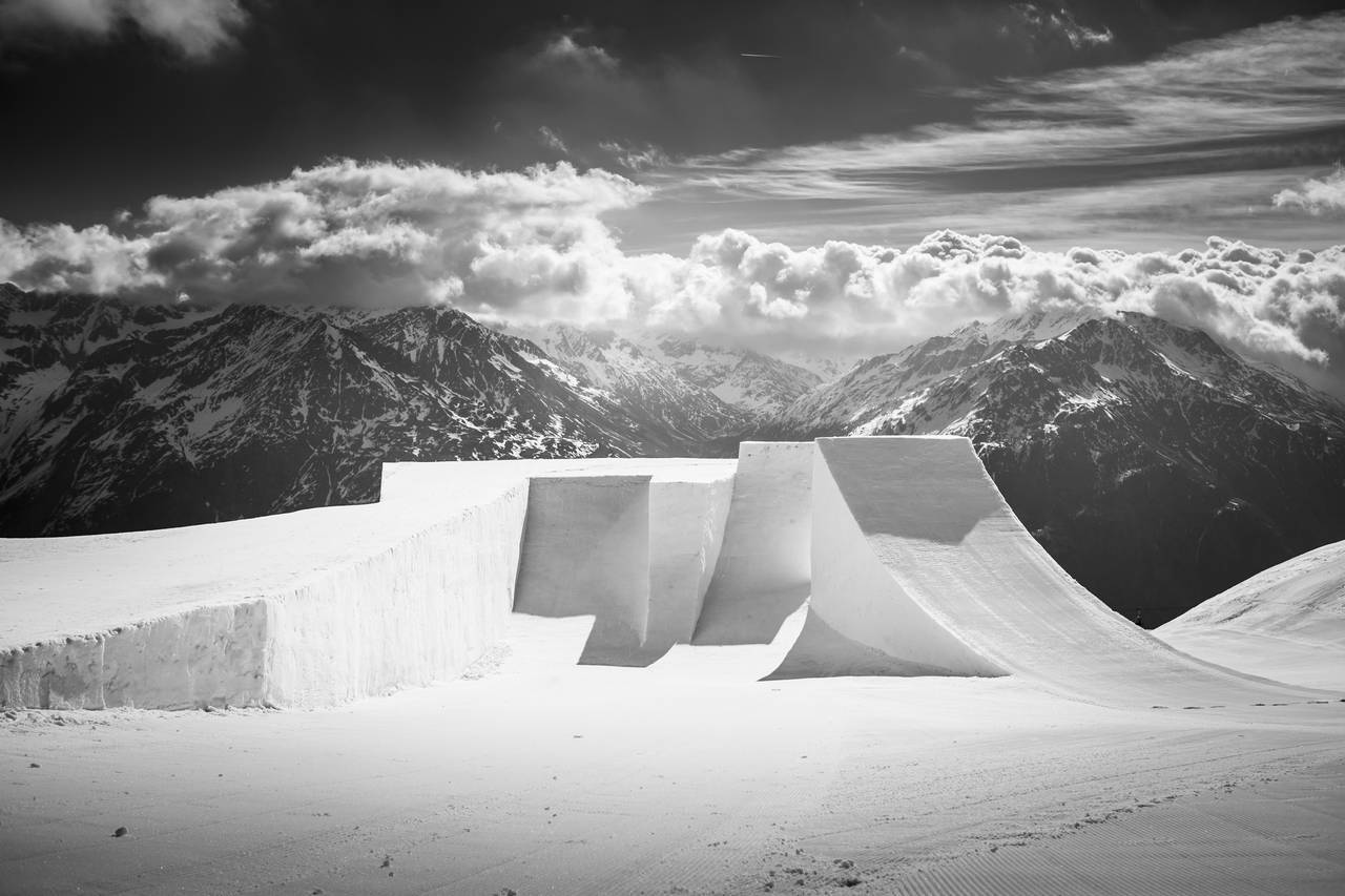 AREA 47 Snowpark Sölden: The Wedge Full Edit – Gallery