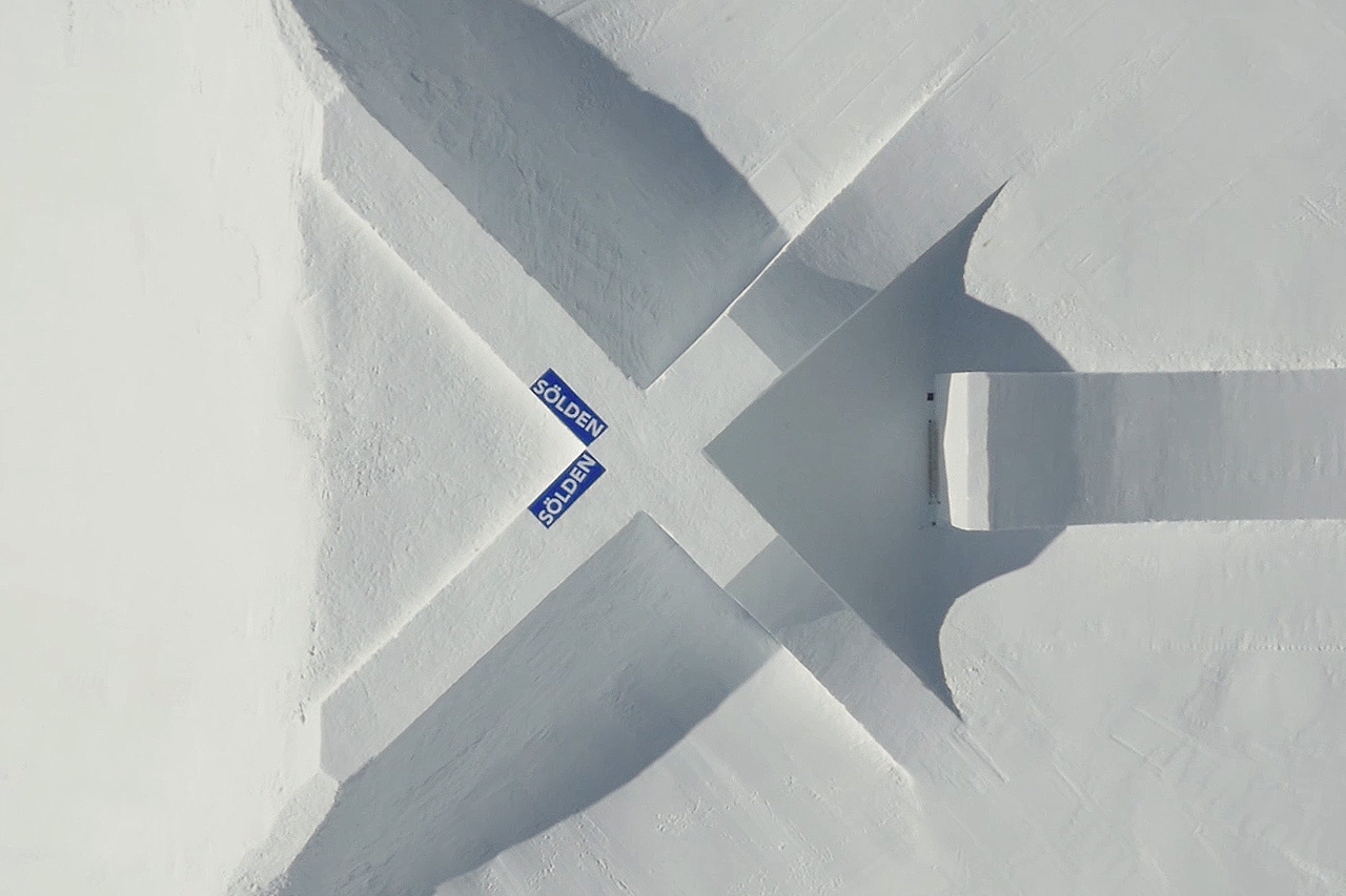 AREA 47 Snowpark Sölden: The X – Gallery