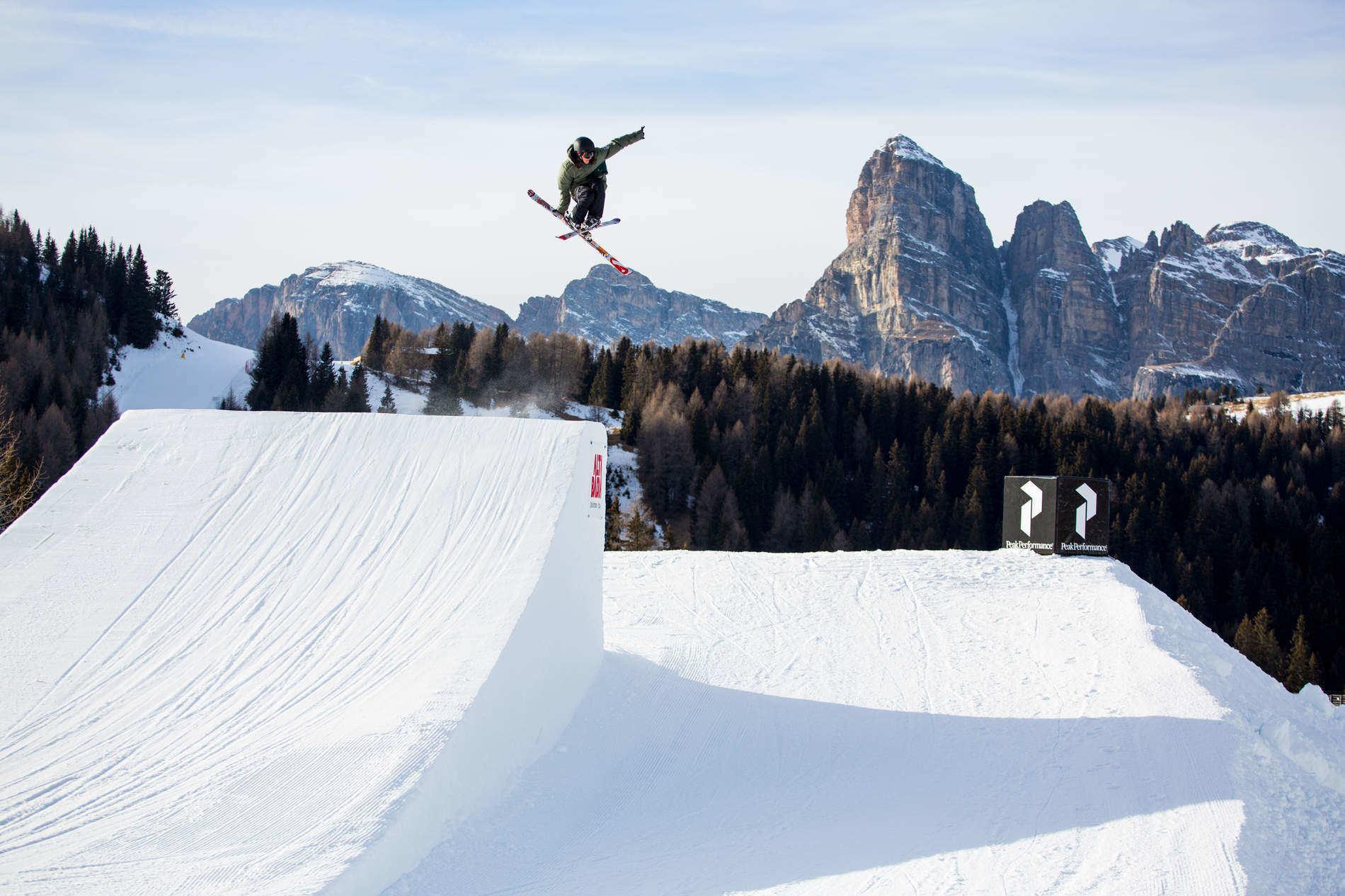 Snowpark Alta Badia – Let's shred the Dolomites!