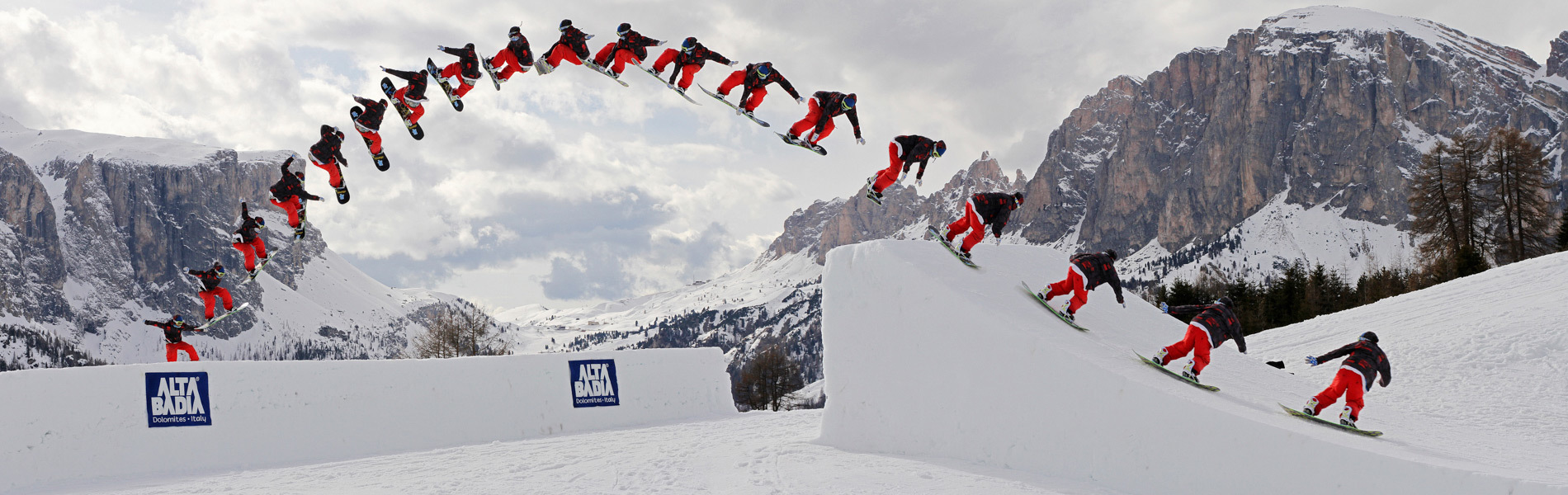 10 years of Snowpark Alta Badia – A throwback to the Shred Chronicles