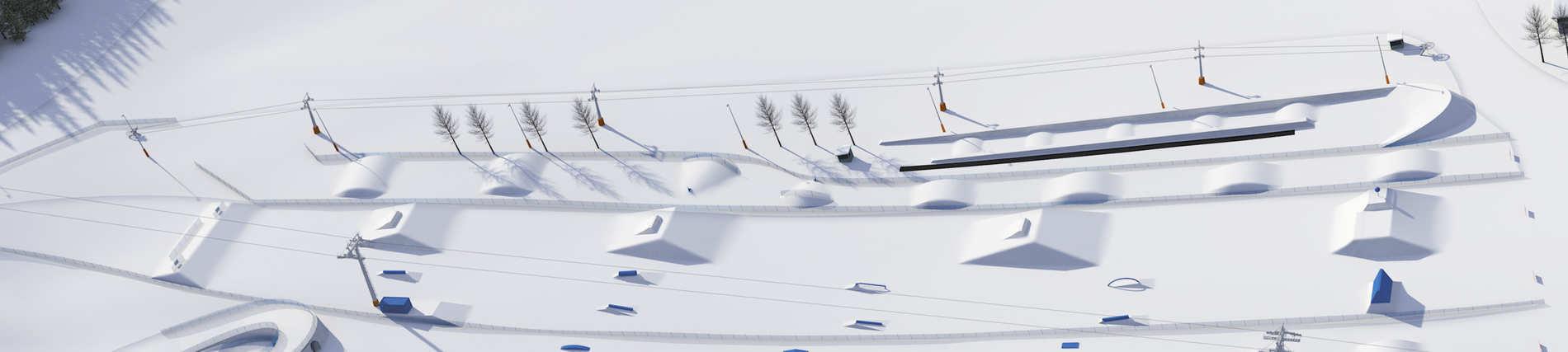 hinterglemm snowpark