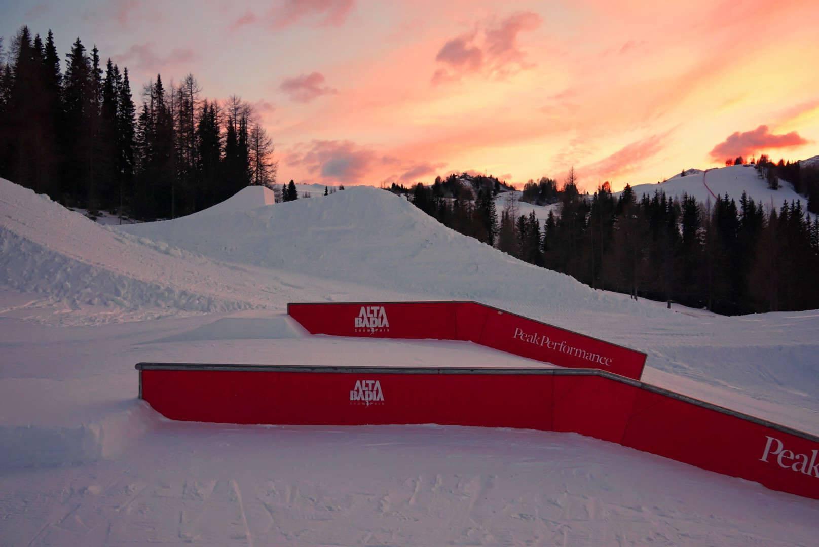 Arrivederci, Winter – die Saison 2016/17 im Snowpark Alta Badia ist vorüber