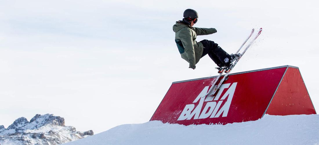 L'annuario dello shape2017 - passaggio di consegne riuscito allo Snowpark Alta Badia