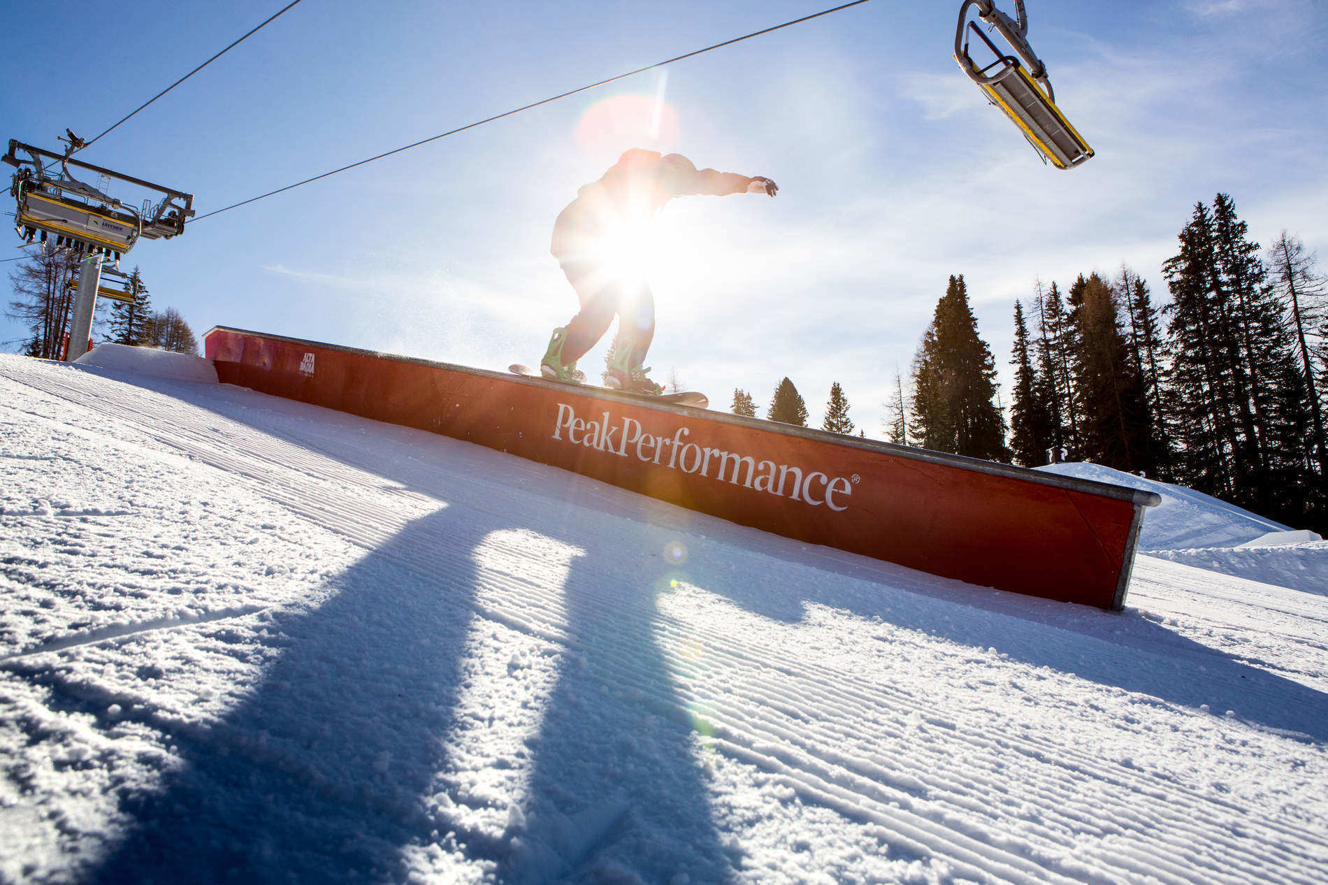 Snowpark Alta Badia – Vintage Ending of Season 2016/17
