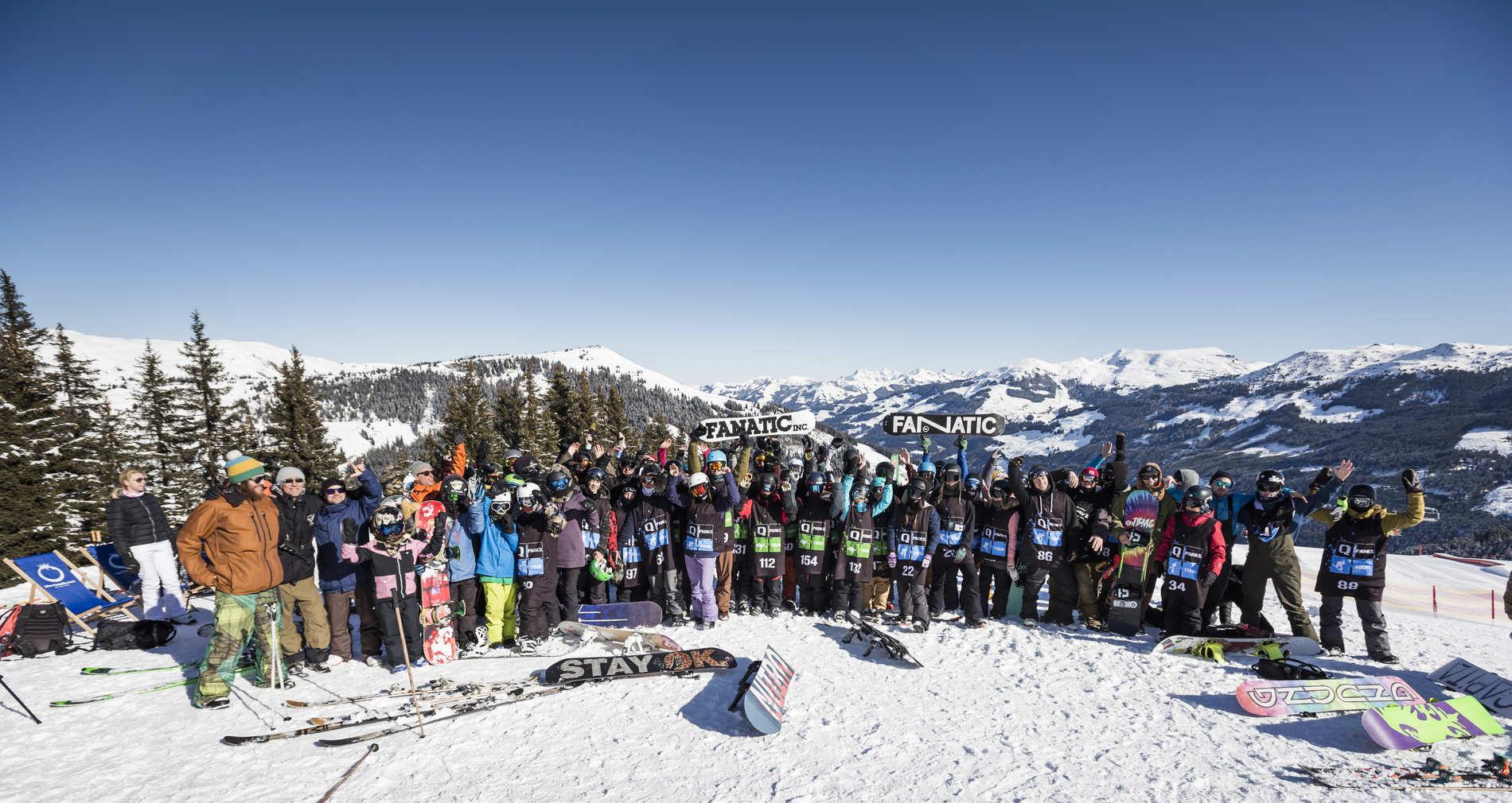 Sick Trick Tour Open 2017 im Snowpark Kitzbühel - Galerie