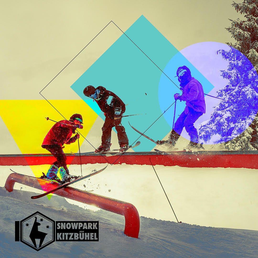 Skiing Trick Tipps im Snowpark Kitzbühel
