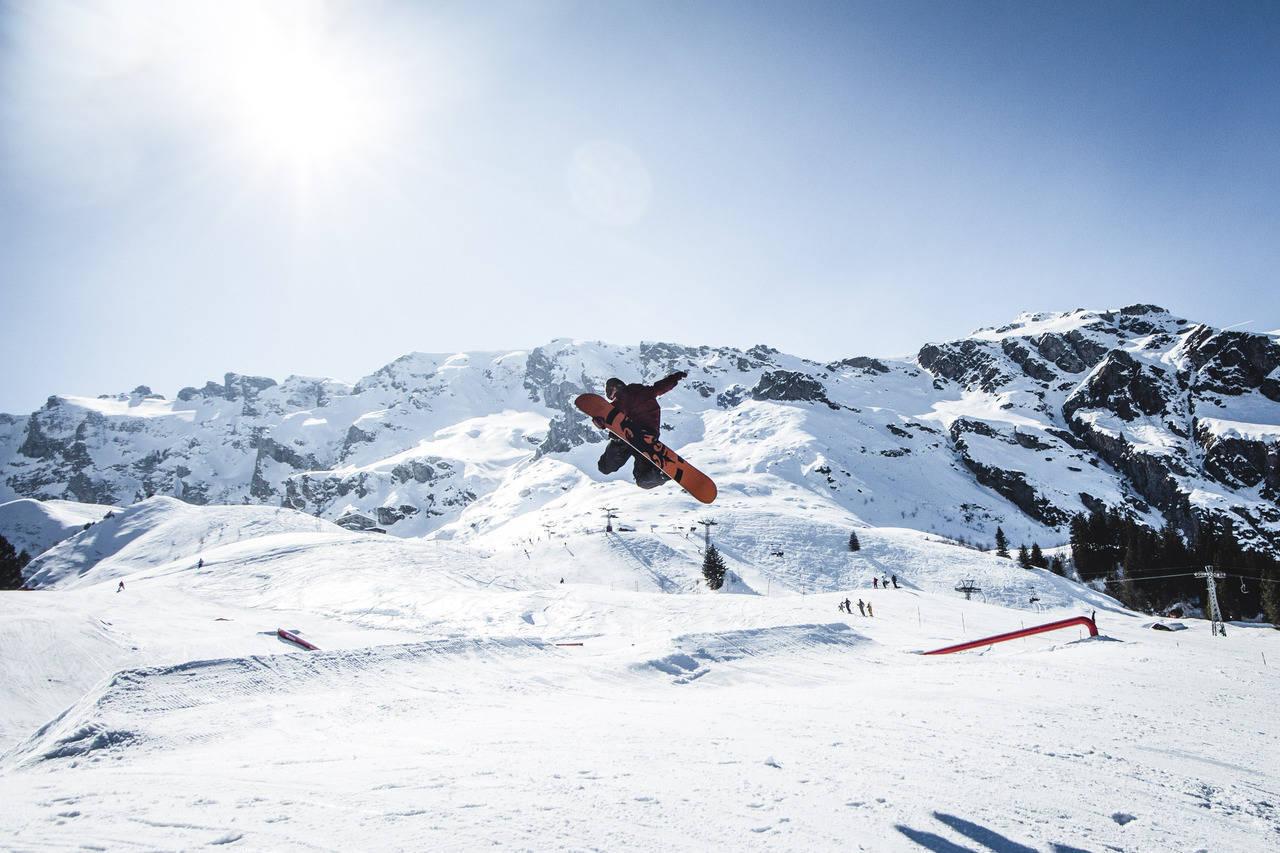 Riderpark Pizol – Snowboard Season Teaser 2016/17