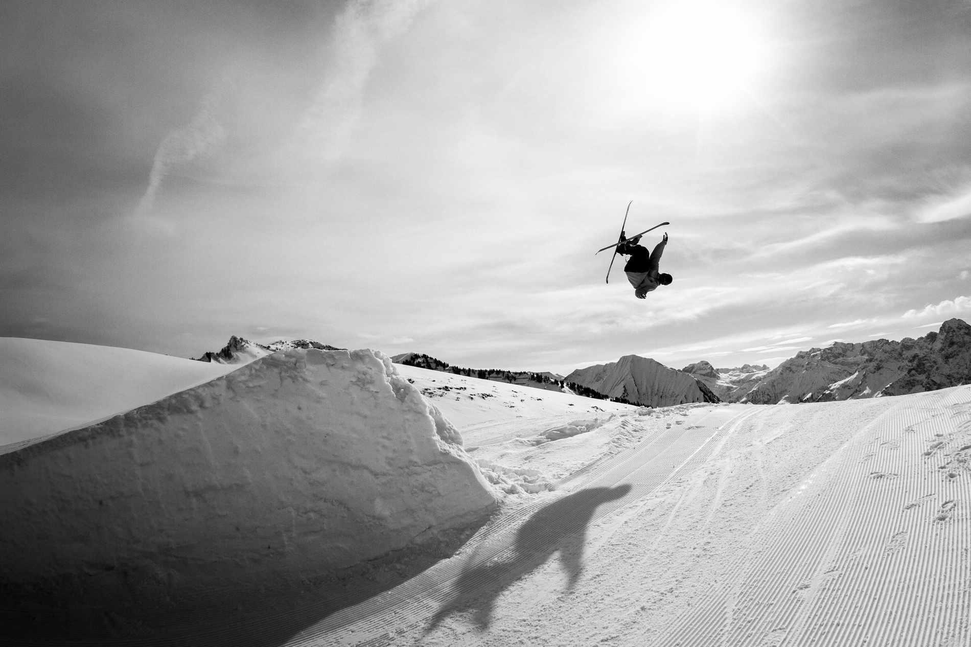 Die neue Diedamspark App - Dein Snowpark in deiner Tasche