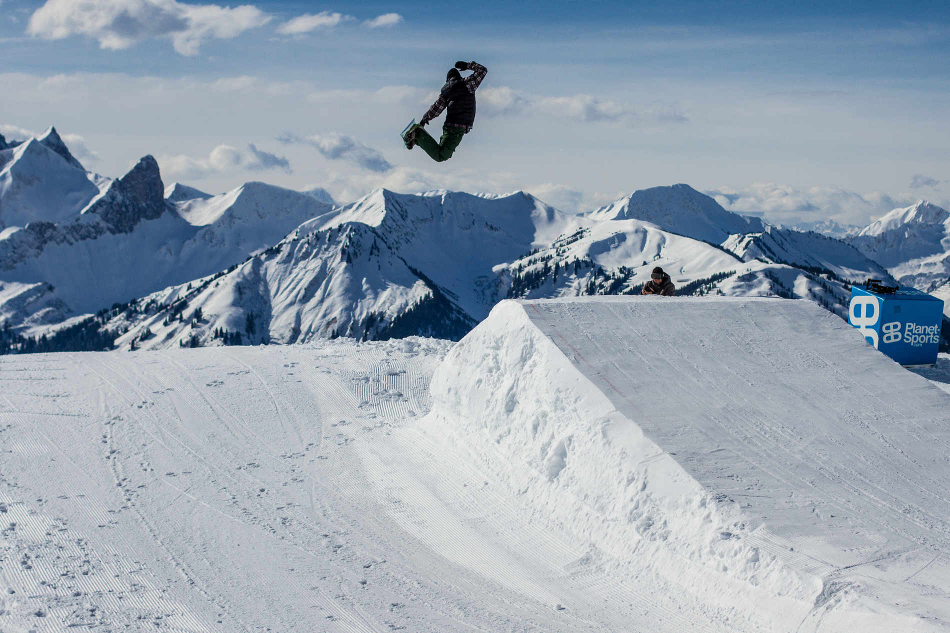 Pleasure Diedamspark - Ultimate Snowboard Moments