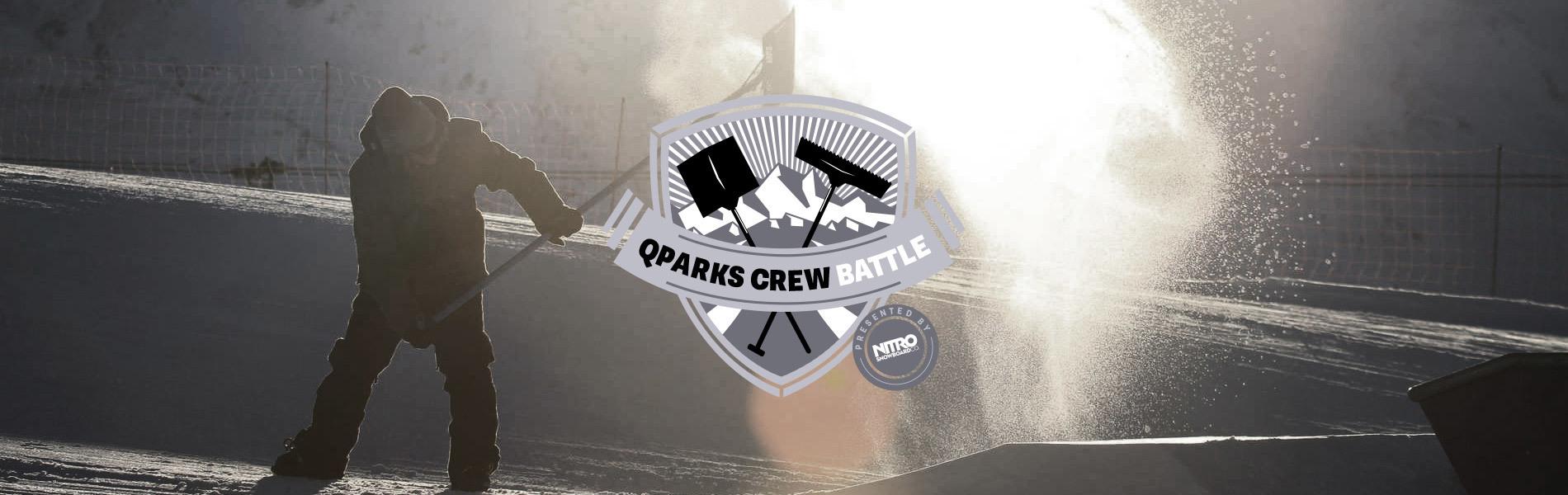 QParks Crew Battle presented by NITRO – Wir benötigen euren SUPPORT!