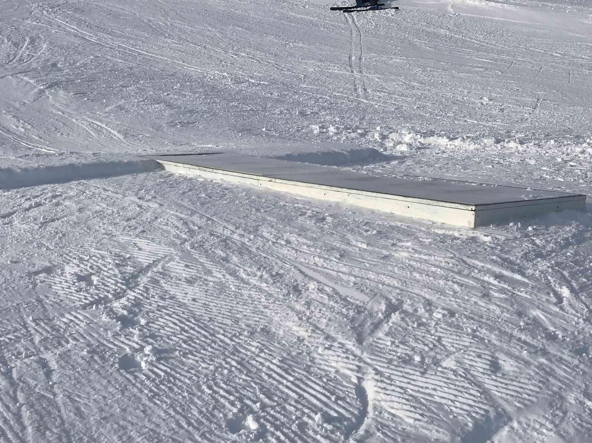 Snowpark Butter Box Flat 6m