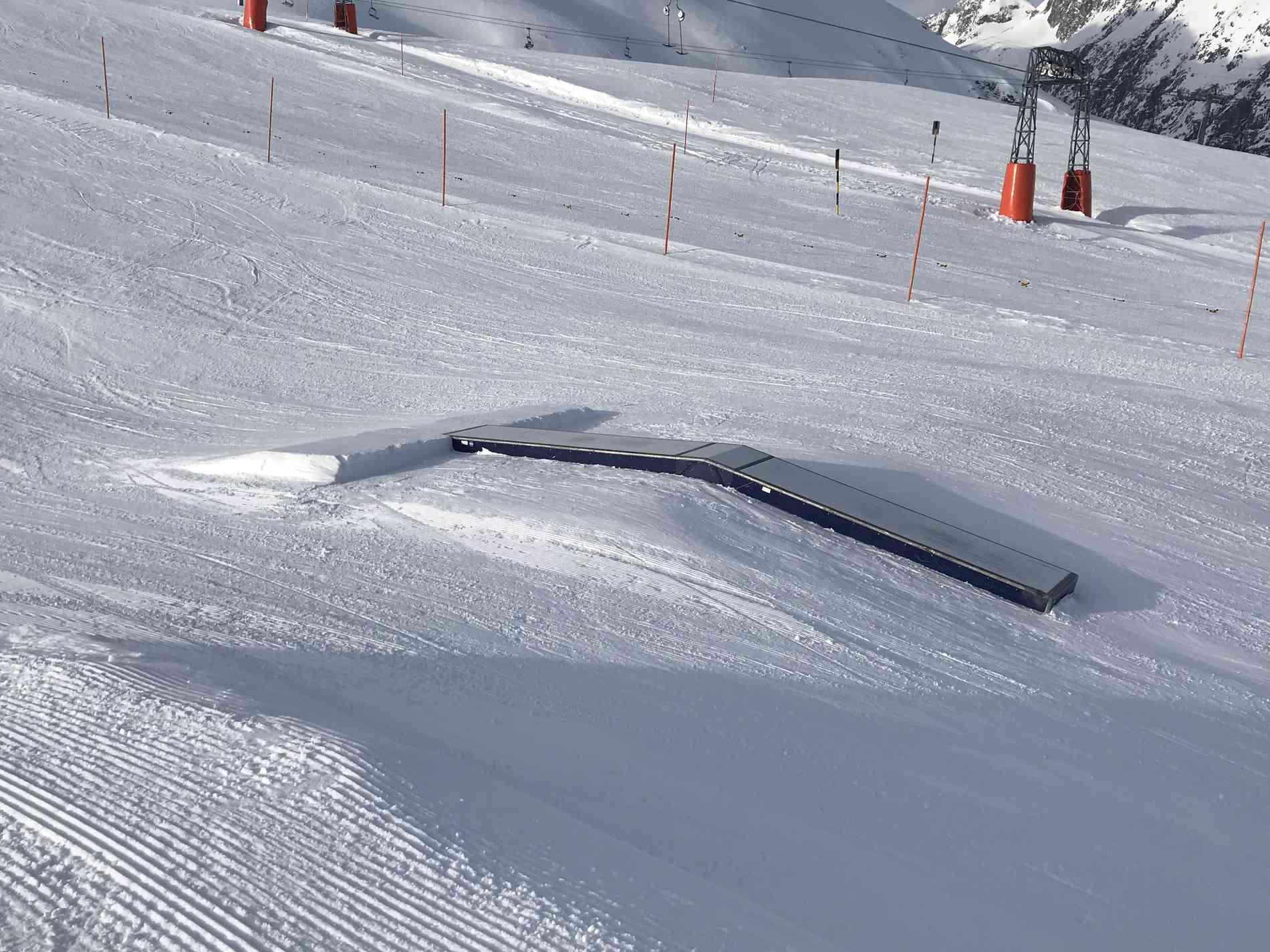 Snowpark Butter Box Down/Flat 6m