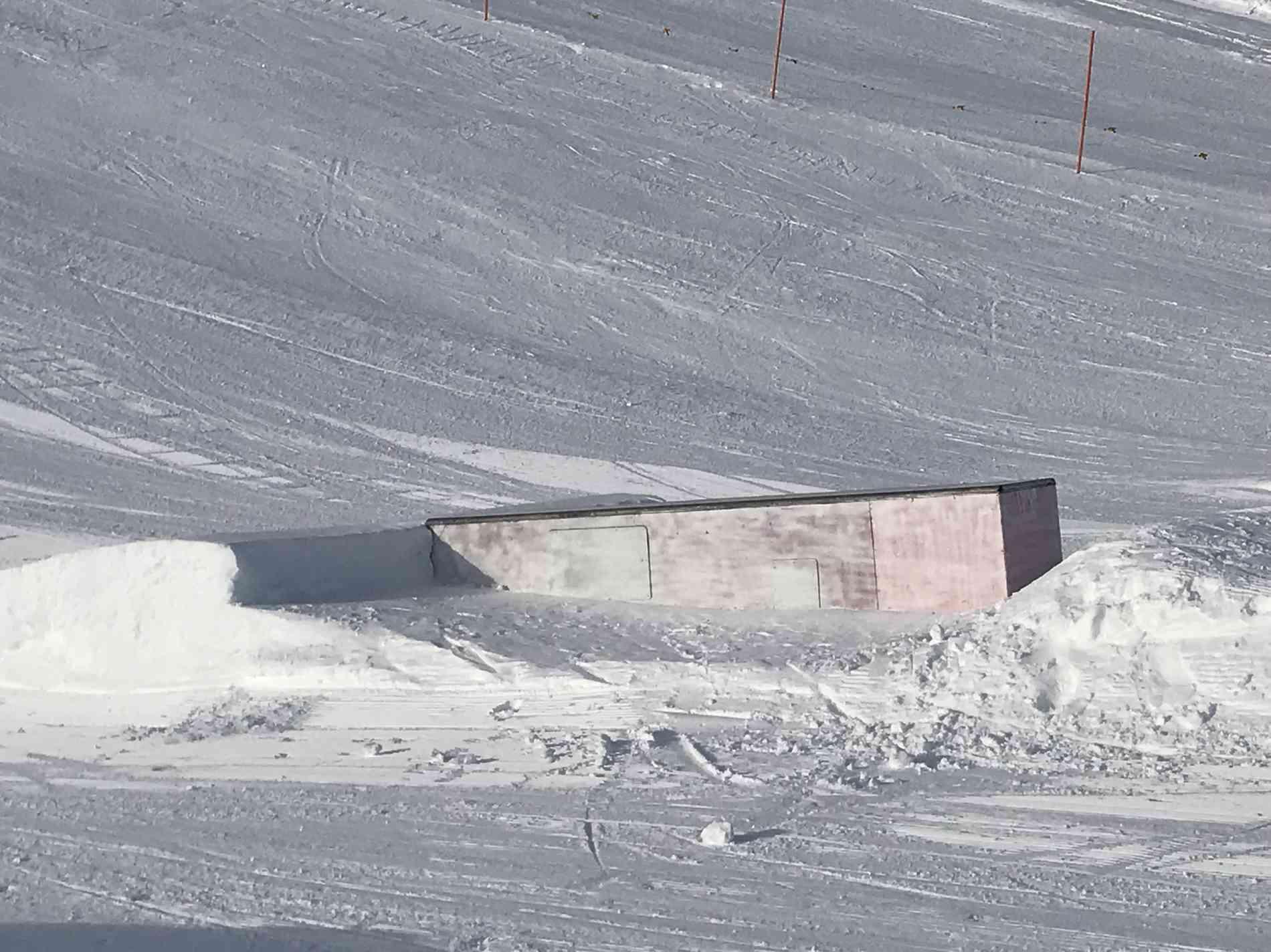 Snowpark Box Up 4m