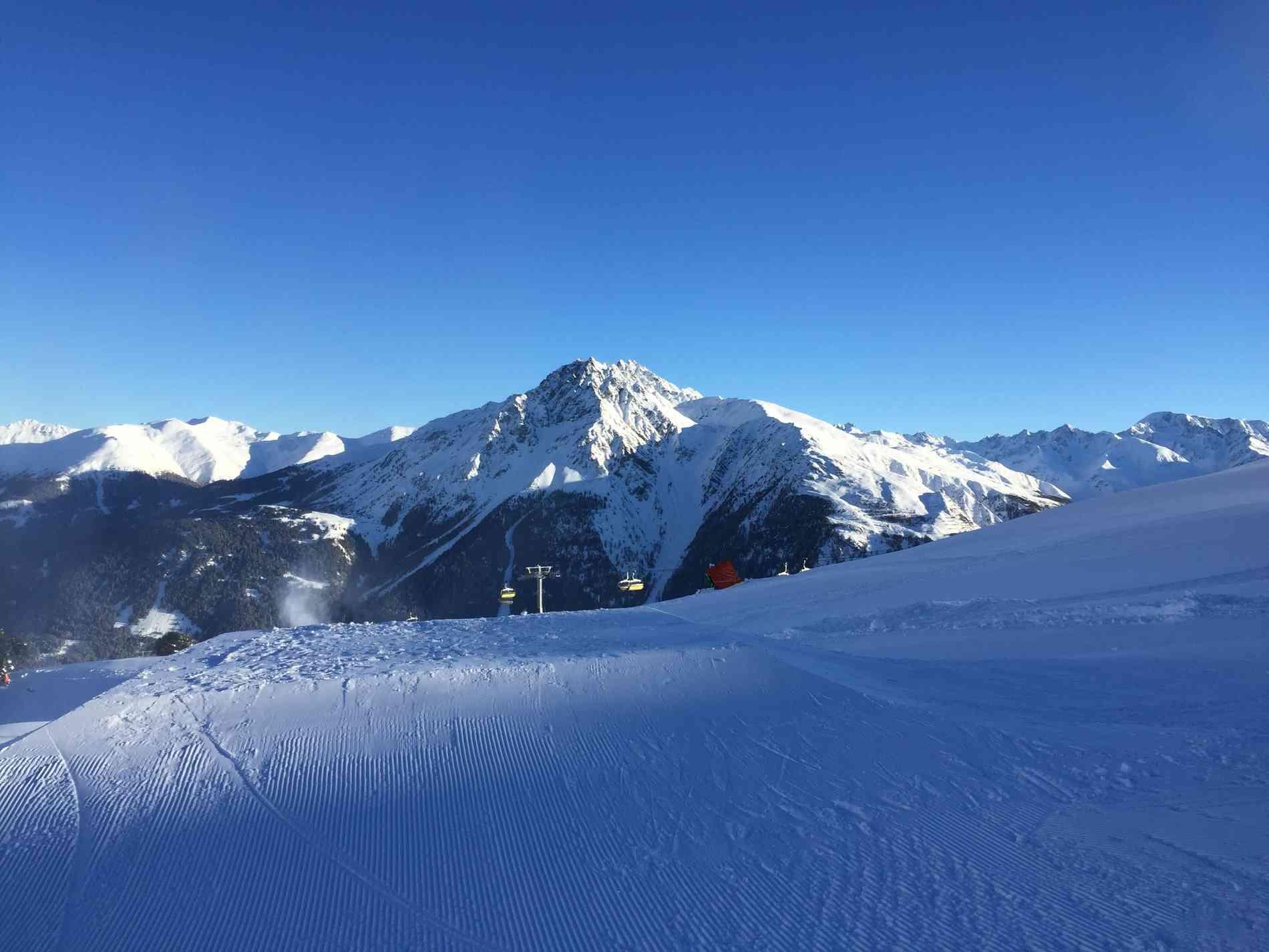 Medium Area Schnee-Elemente Funbox 5m