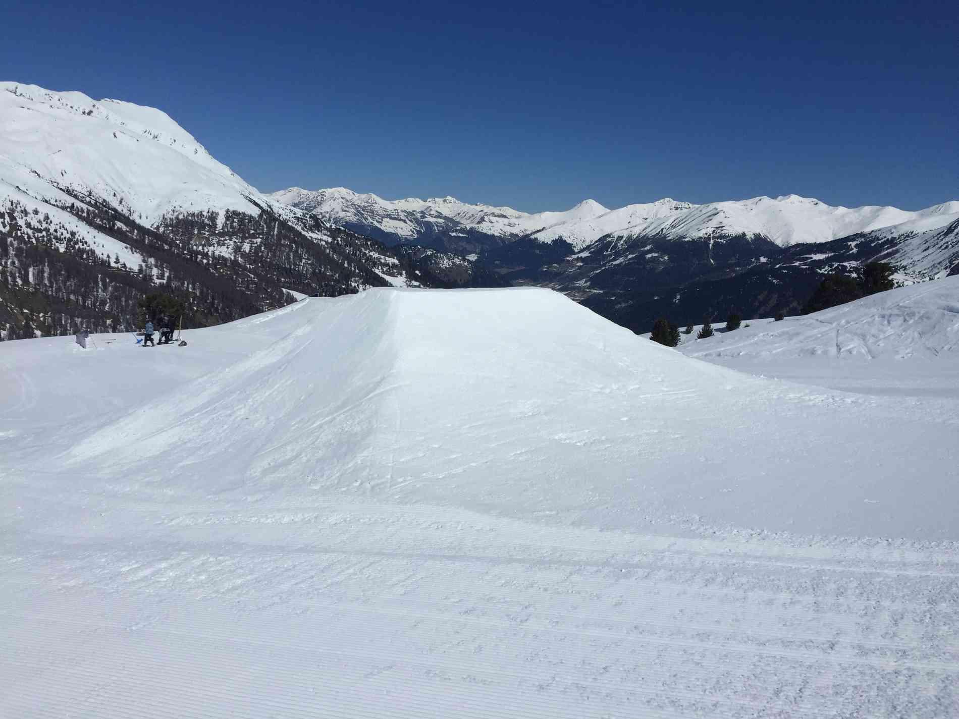 Creative Area Schnee-Elemente Hip 4m