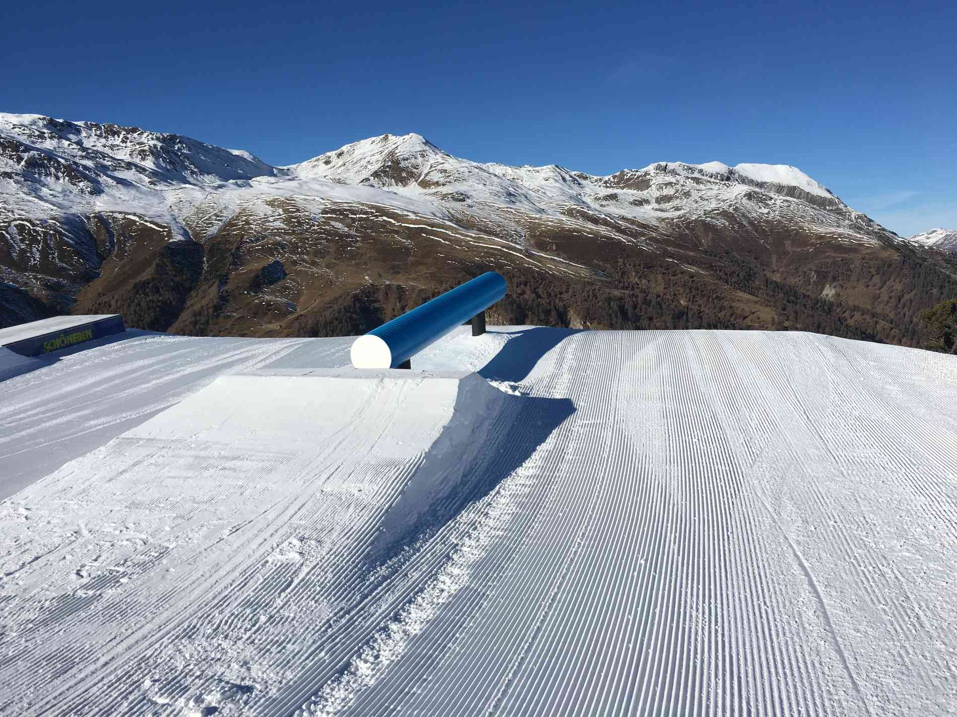 Snowpark Tube Hover 6m