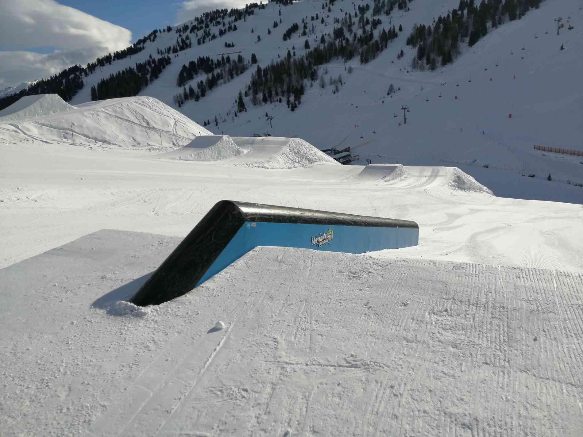 Jib Line Post Box Flat/Down 7m