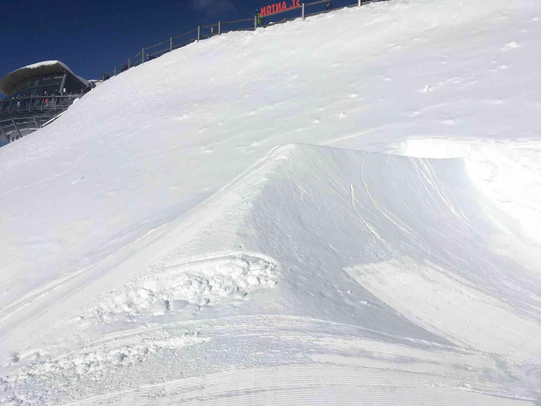Pro Area Schnee-Elemente Hip
